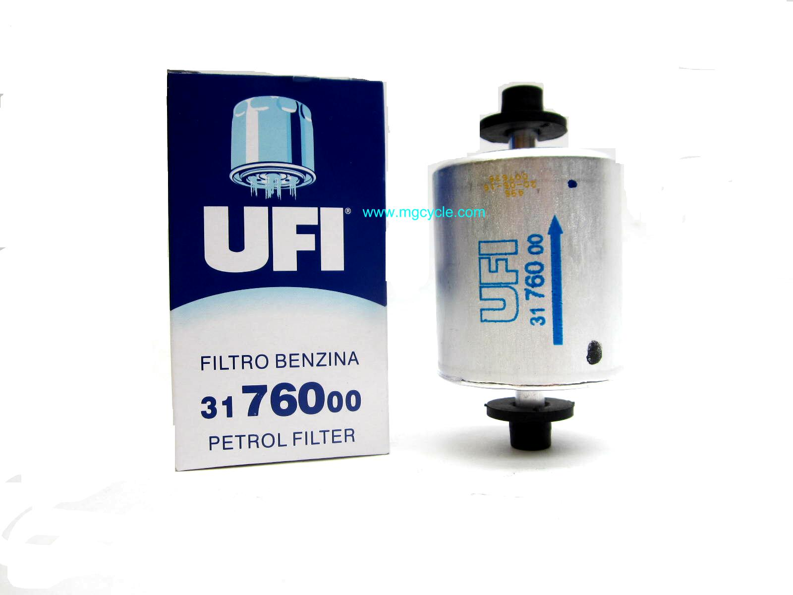 Metal internal fuel filter V7s V9s V85 Griso Norge 1400s