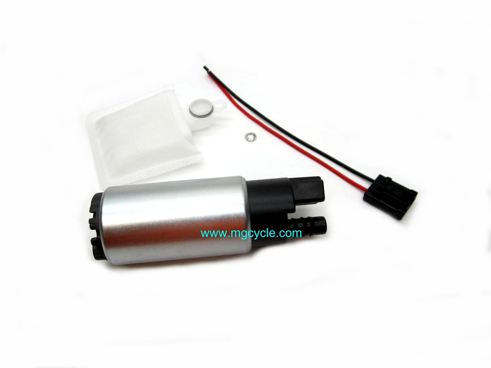 Internal fuel pump Guzzis 2003 to 2019, Ducati BMW