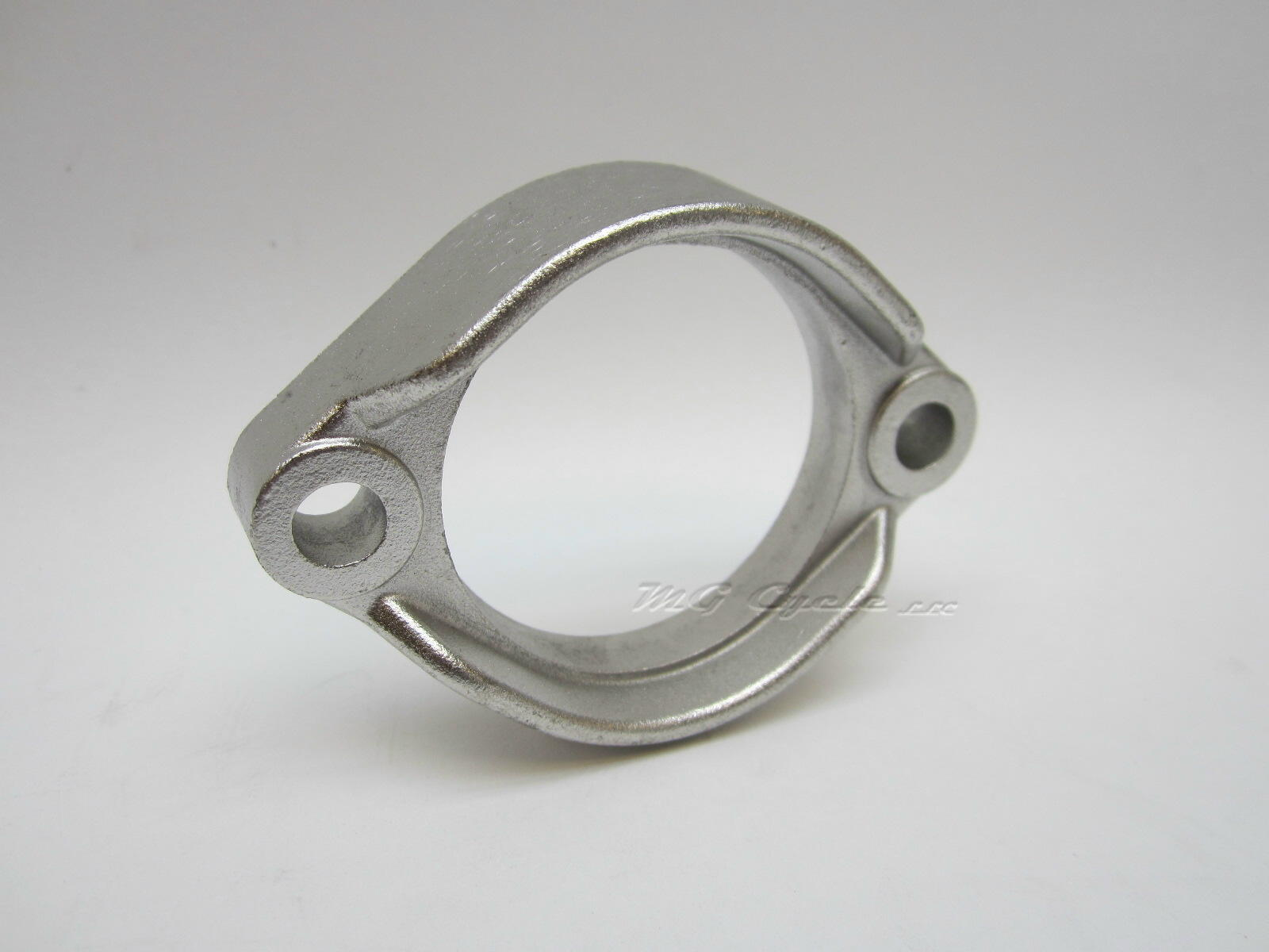 Exhaust flange clamp to head, V11 many models