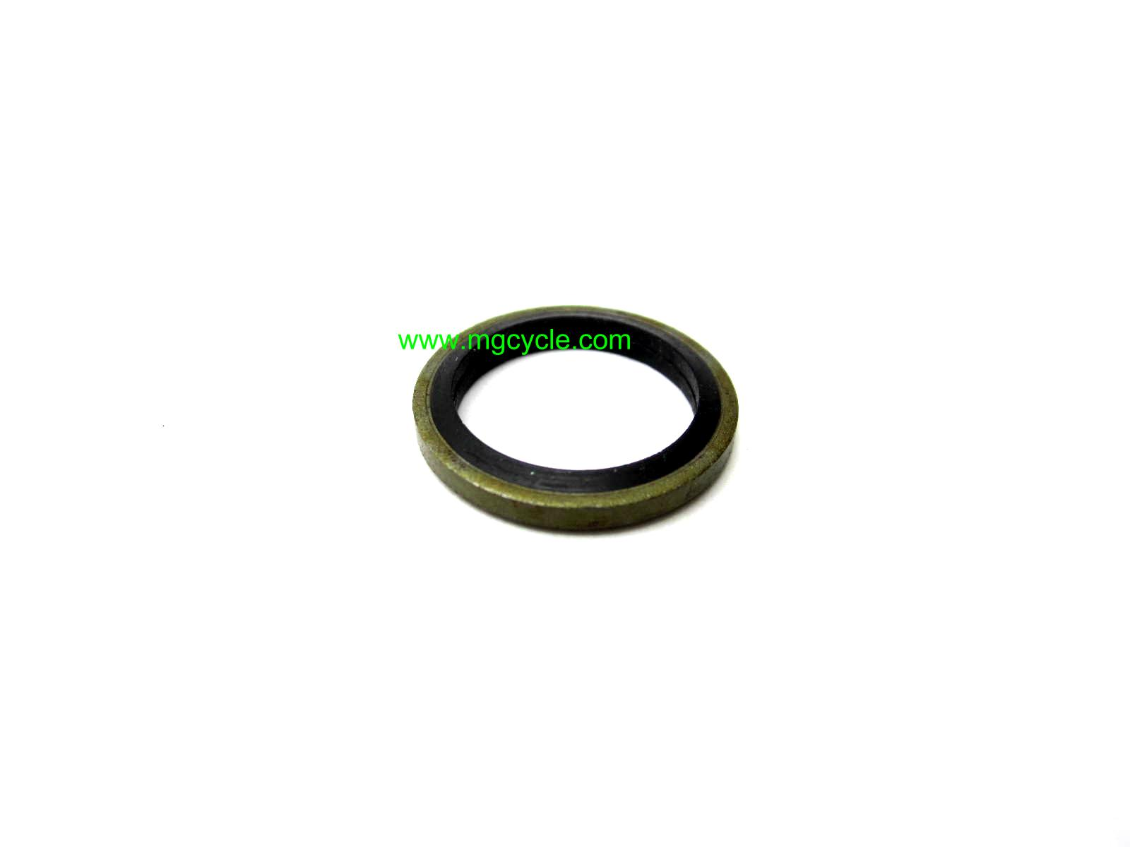 16mm ID sealing washer with rubber seal, many models since 2001