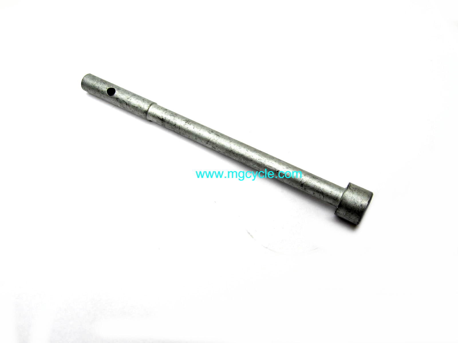 V11 Sport handlebar end weight retaining rod
