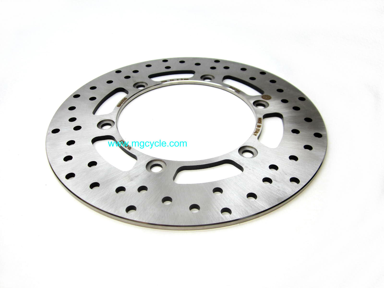 Rear brake disk V11 series, California, Sports, Centauro, 282mm