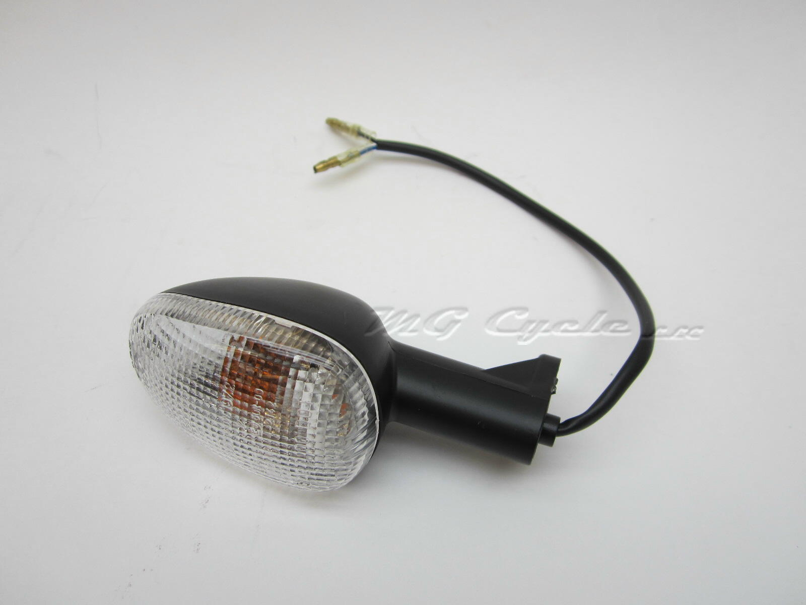 Turn signal complete V11 clear lens 03-05 front right GU01750680