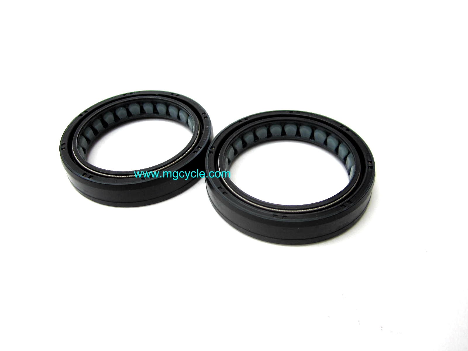Pair of 45mm Fork Seals: 1998-2017 Many Models AP8163095