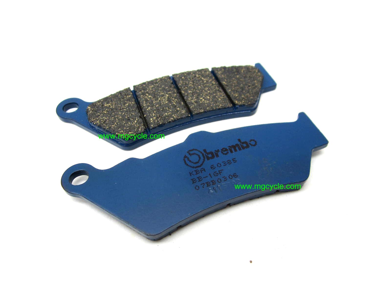 Best Brembo rear brake pads: California 1100 & 1400 1998-2020 - Click Image to Close