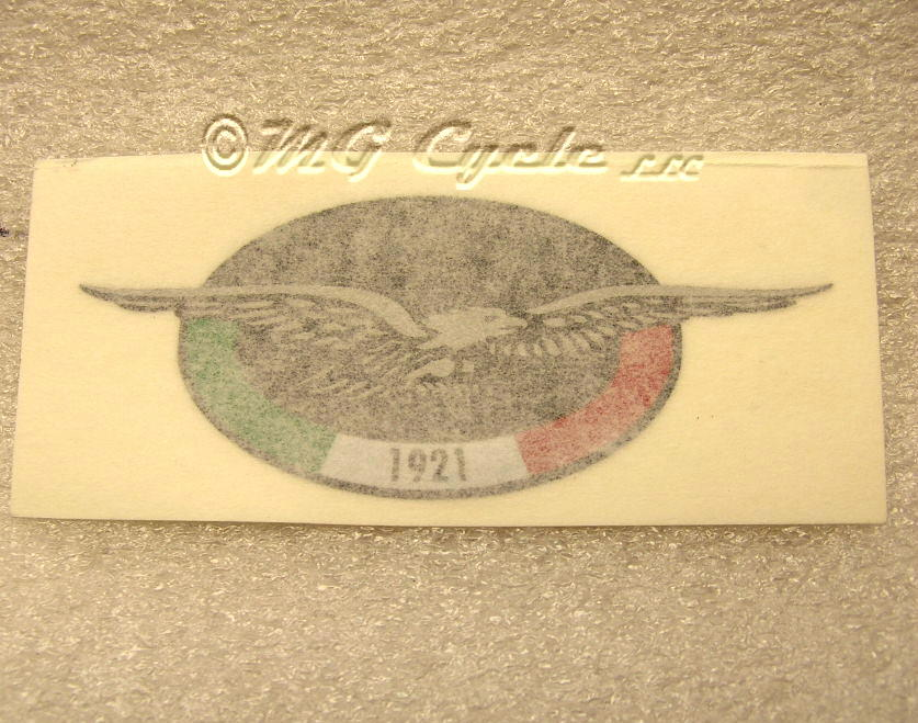 Fuel tank decal, Una Storia Italia, Breva 750, Vintage, others