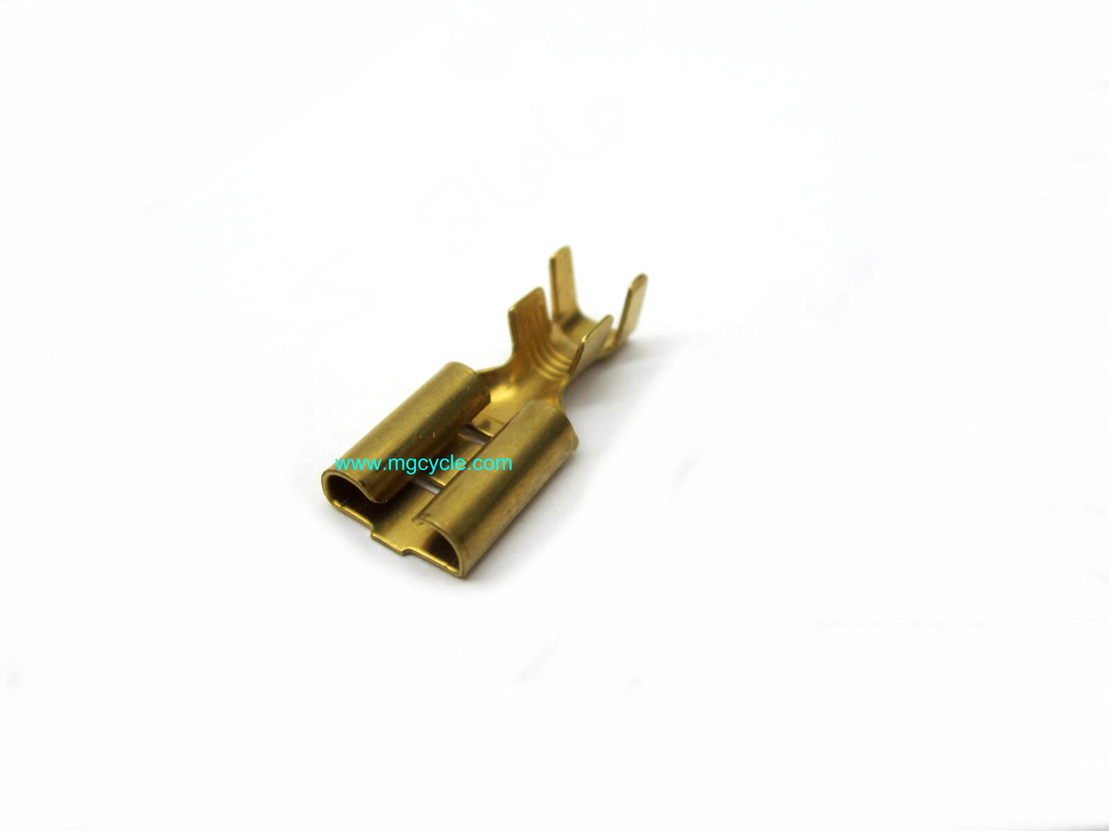 Spade connector,~9.5mm for Bosch rectifier or voltage regulator