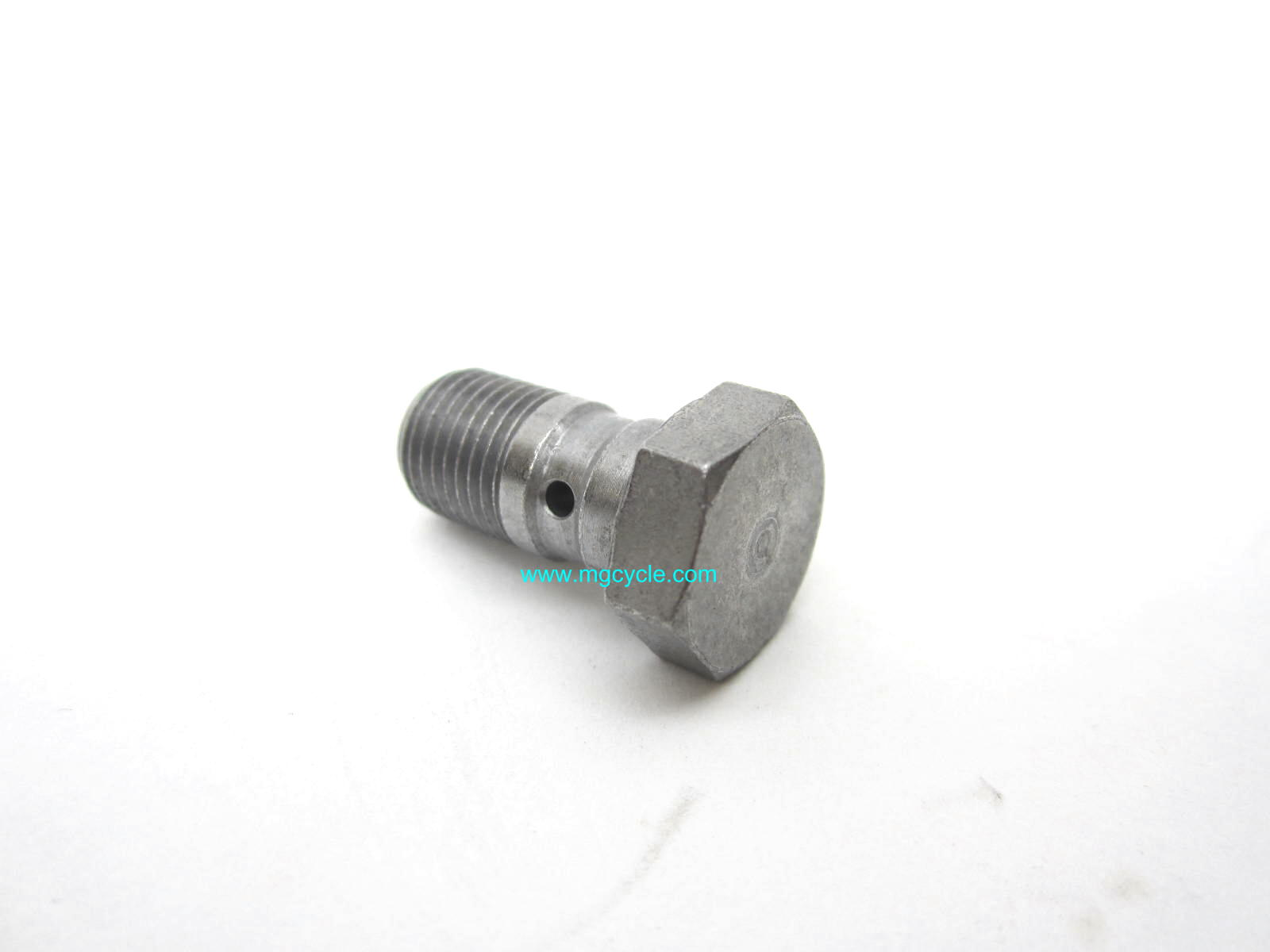 Genuine Brembo steel banjo bolt 10mm x 1.00 thread pitch