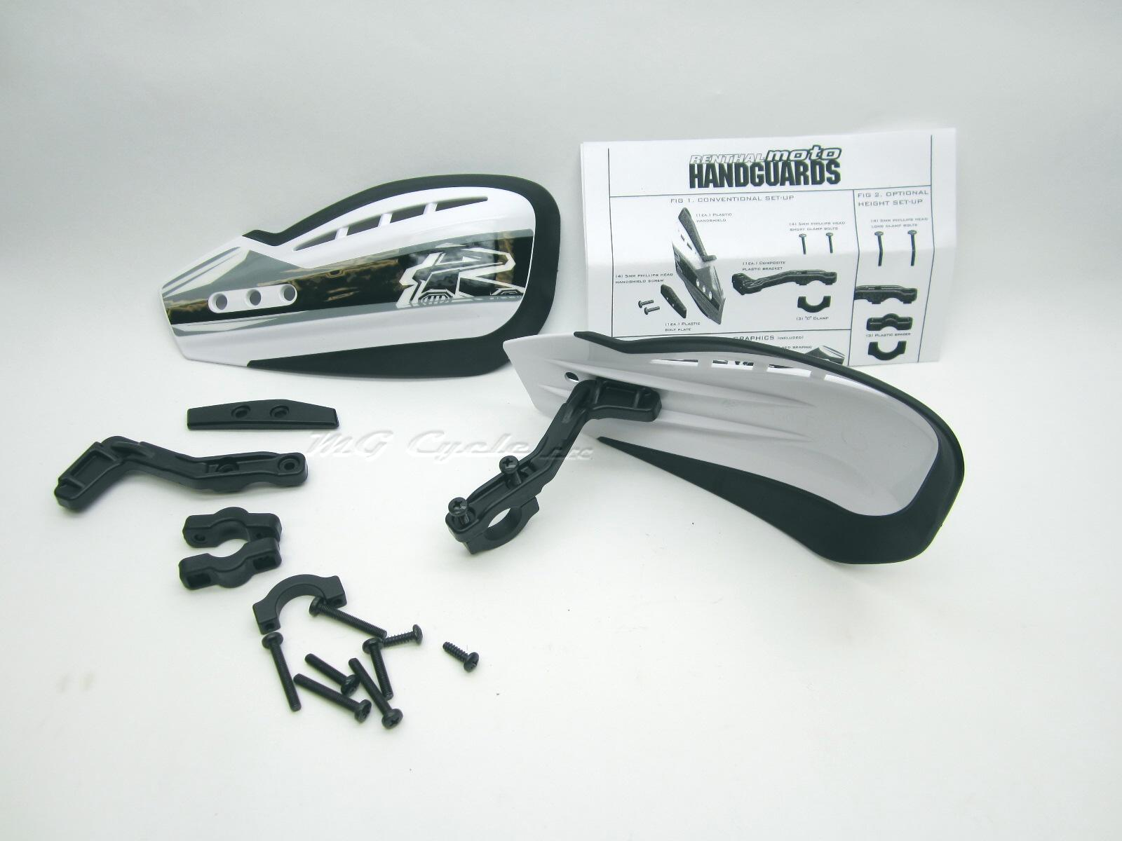 Renthal Moto Hand Guards