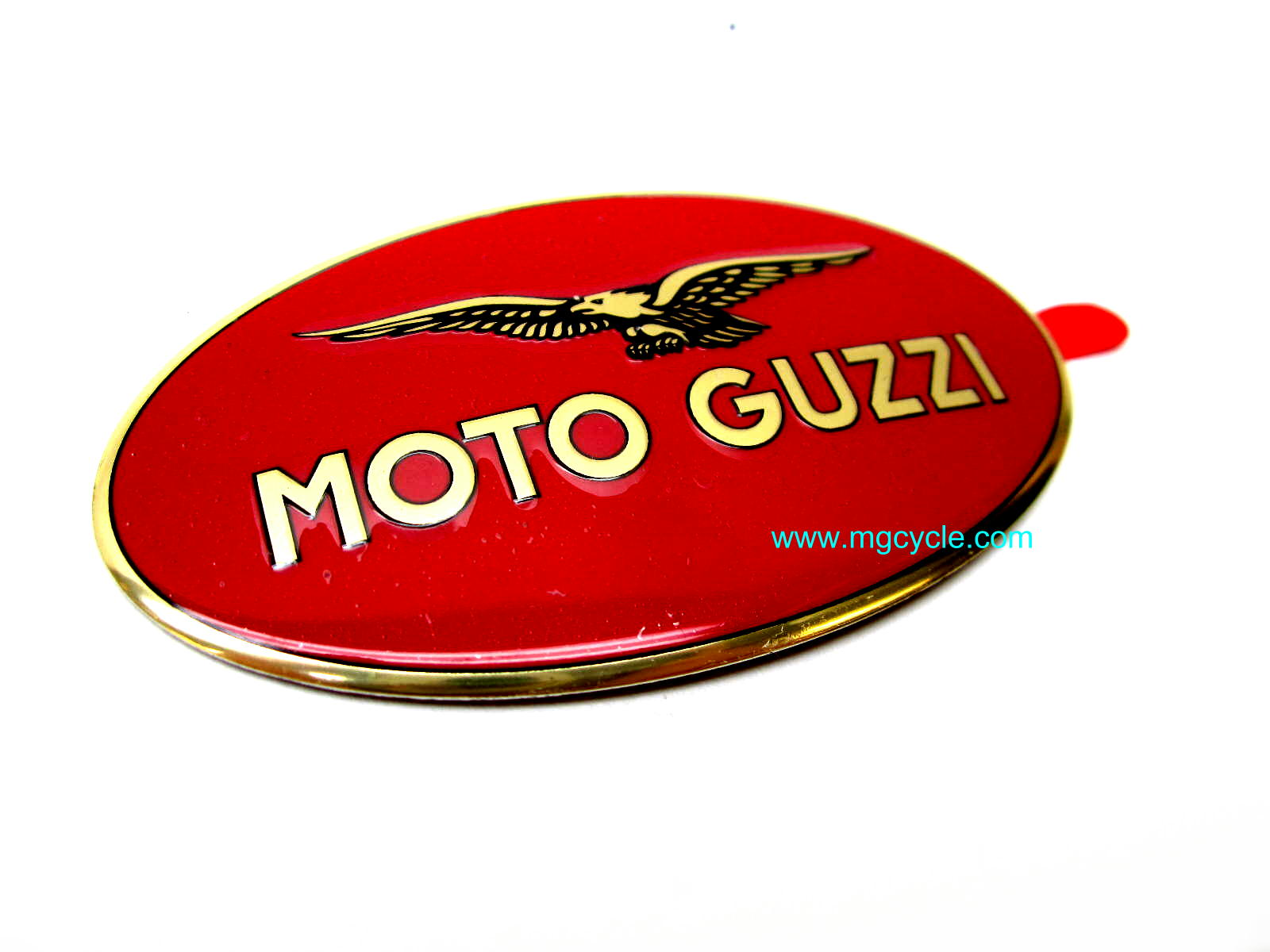 fuel tank emblem, Griso, Norge, Stelvio, Bellagio, left side