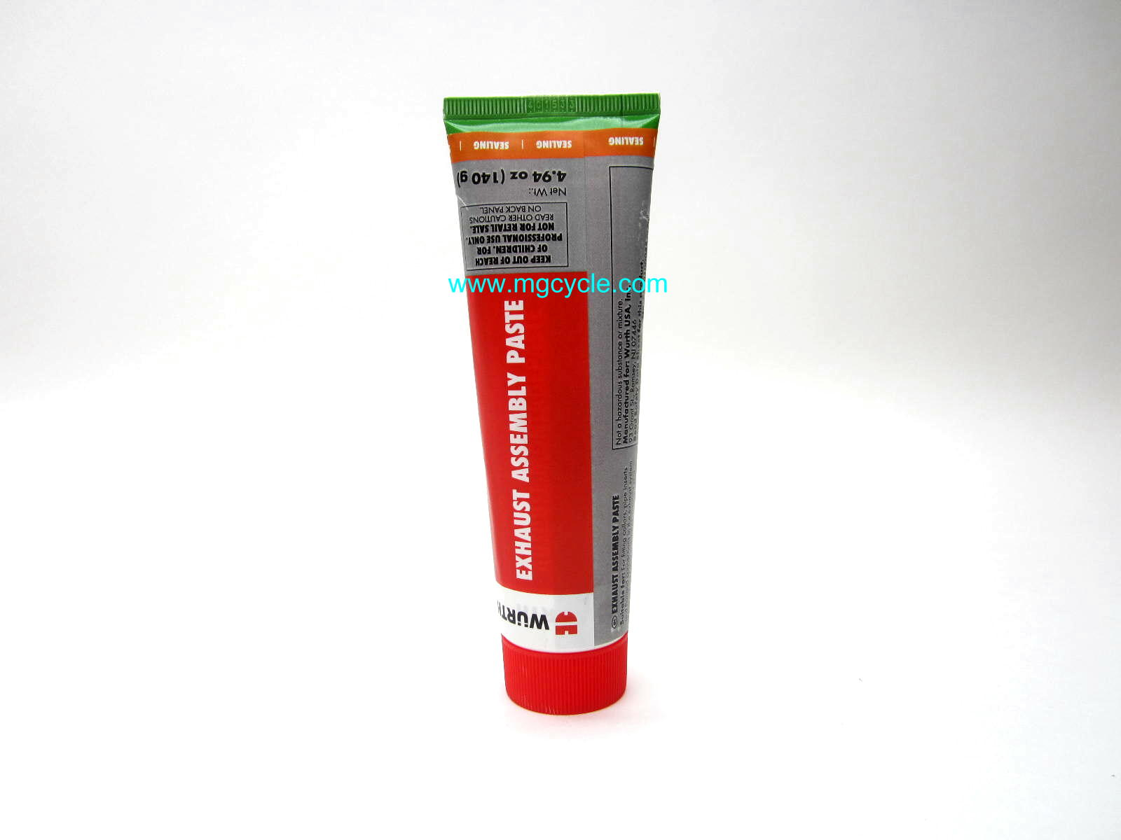 Wurth exhaust assembly paste, 4.94 fl oz tube