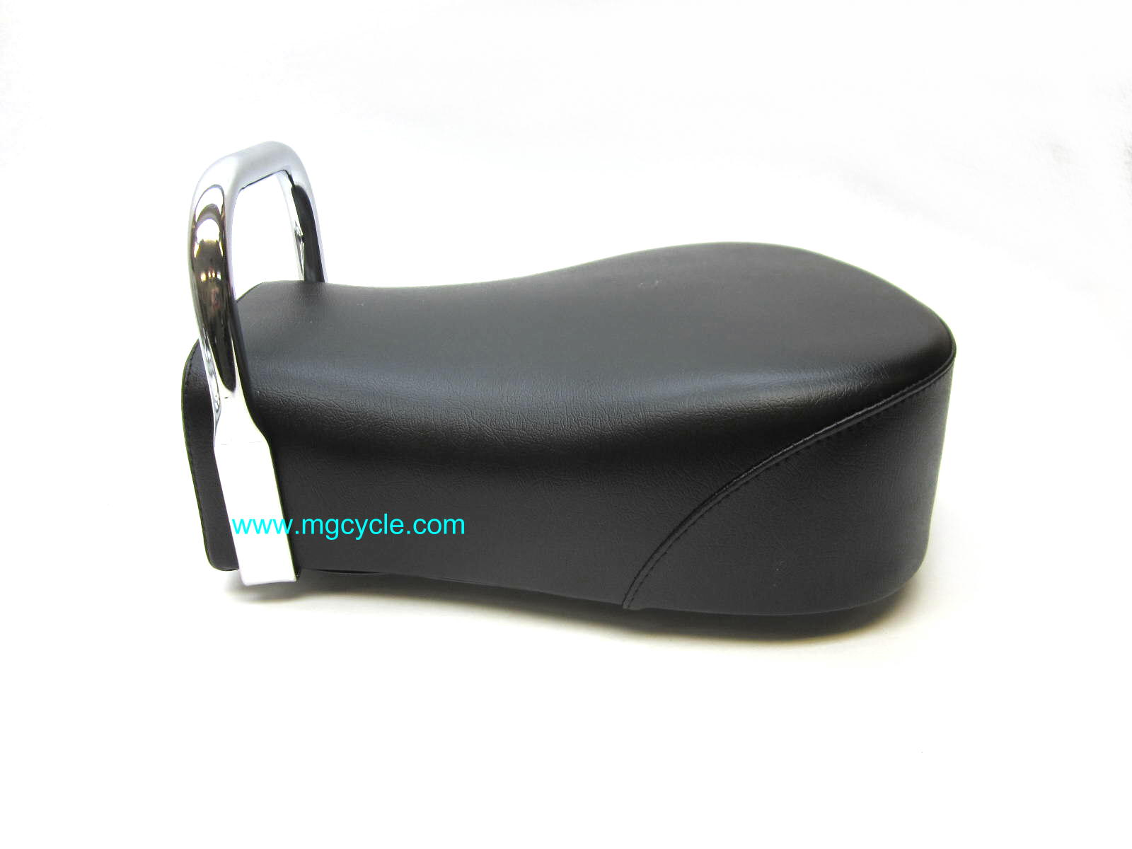 Passenger seat with grab handle, Nuovo Falcone Militare