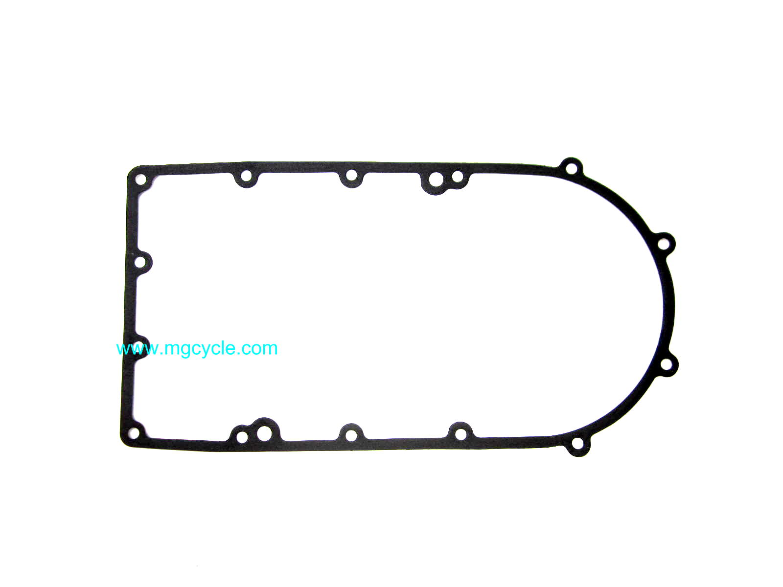 Metal core timing cover gasket, Big Twins until 2009 GU05001230