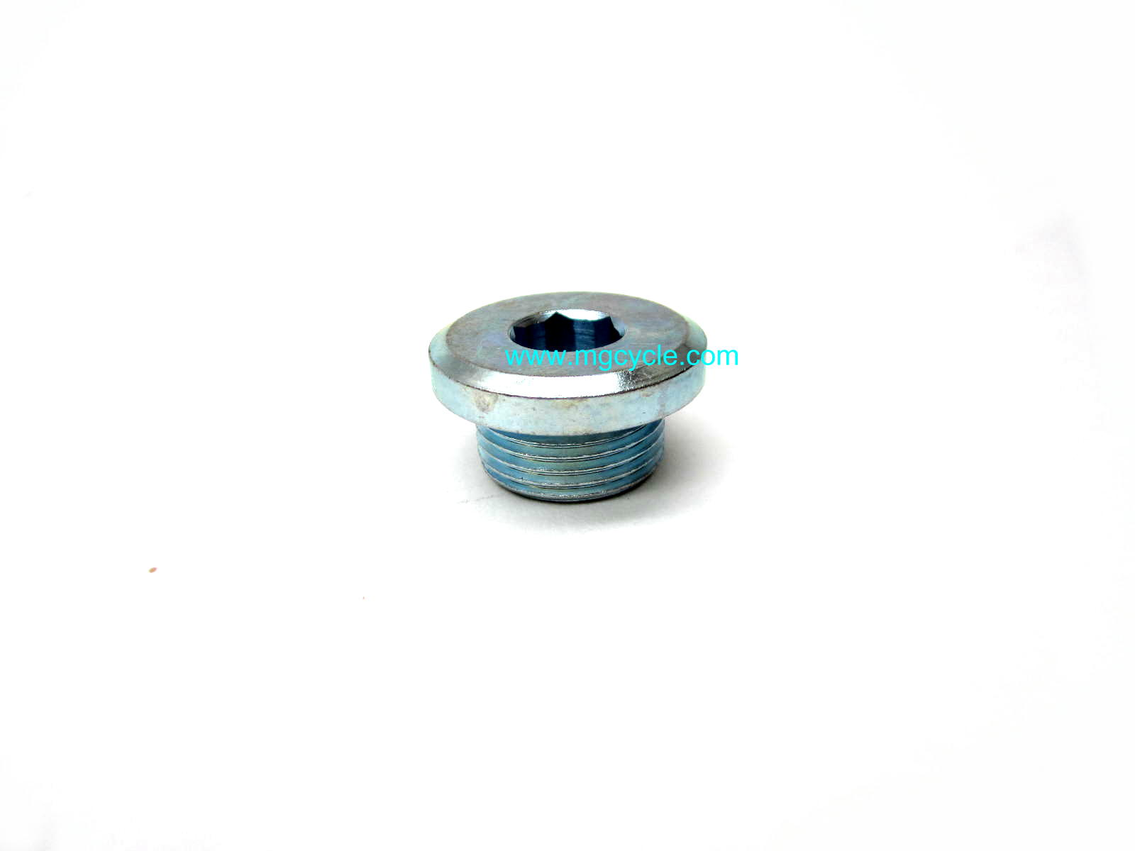 Access plug, trans-rear drive fill plug, allen head GU12022600