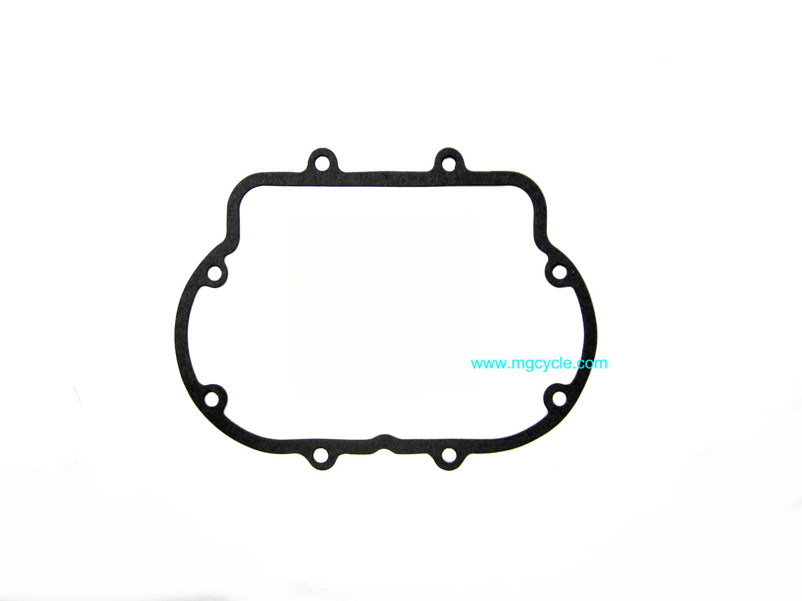 Valve cover gasket, round fin big twins GU12023700