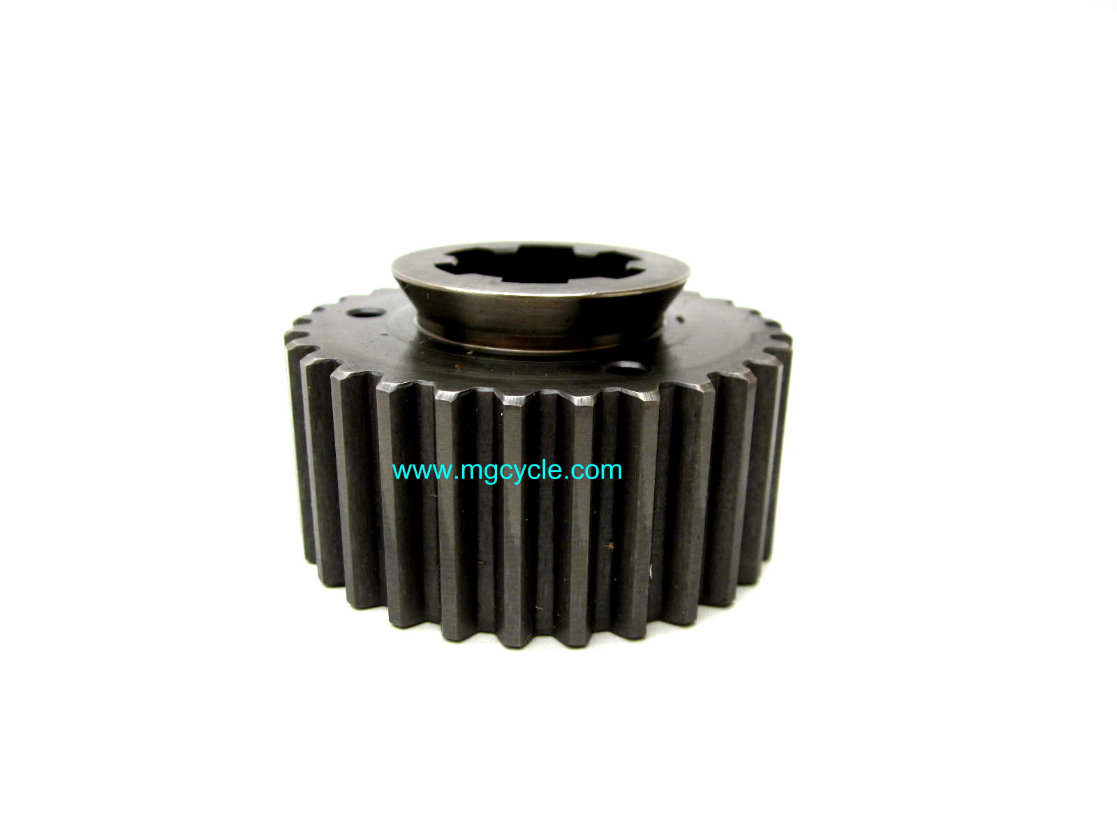 Clutch input spline hub 4 Speeds V700, Amb, '69-72 V7 Special