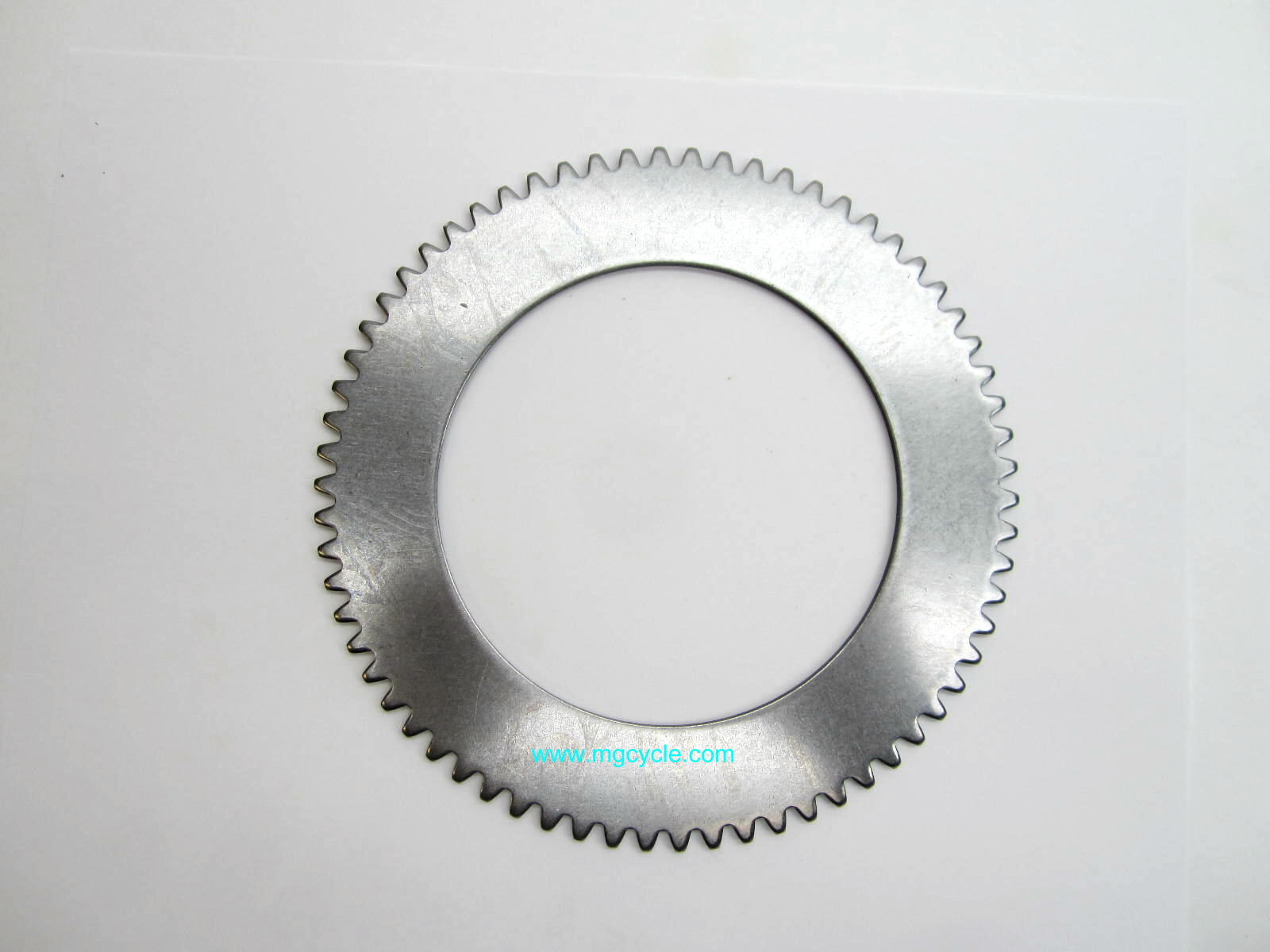 Clutch intermediate plate, middle plate GU12083200