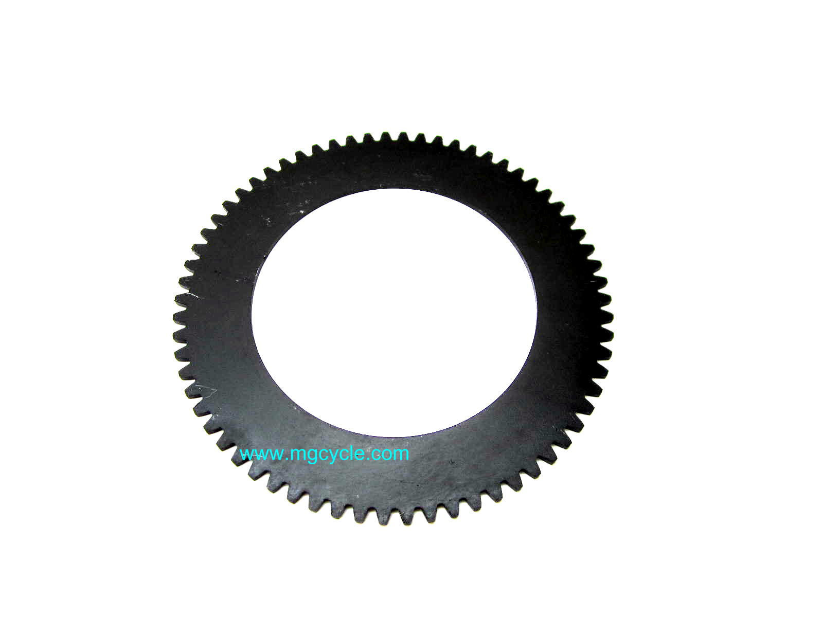 clutch intermediate plate