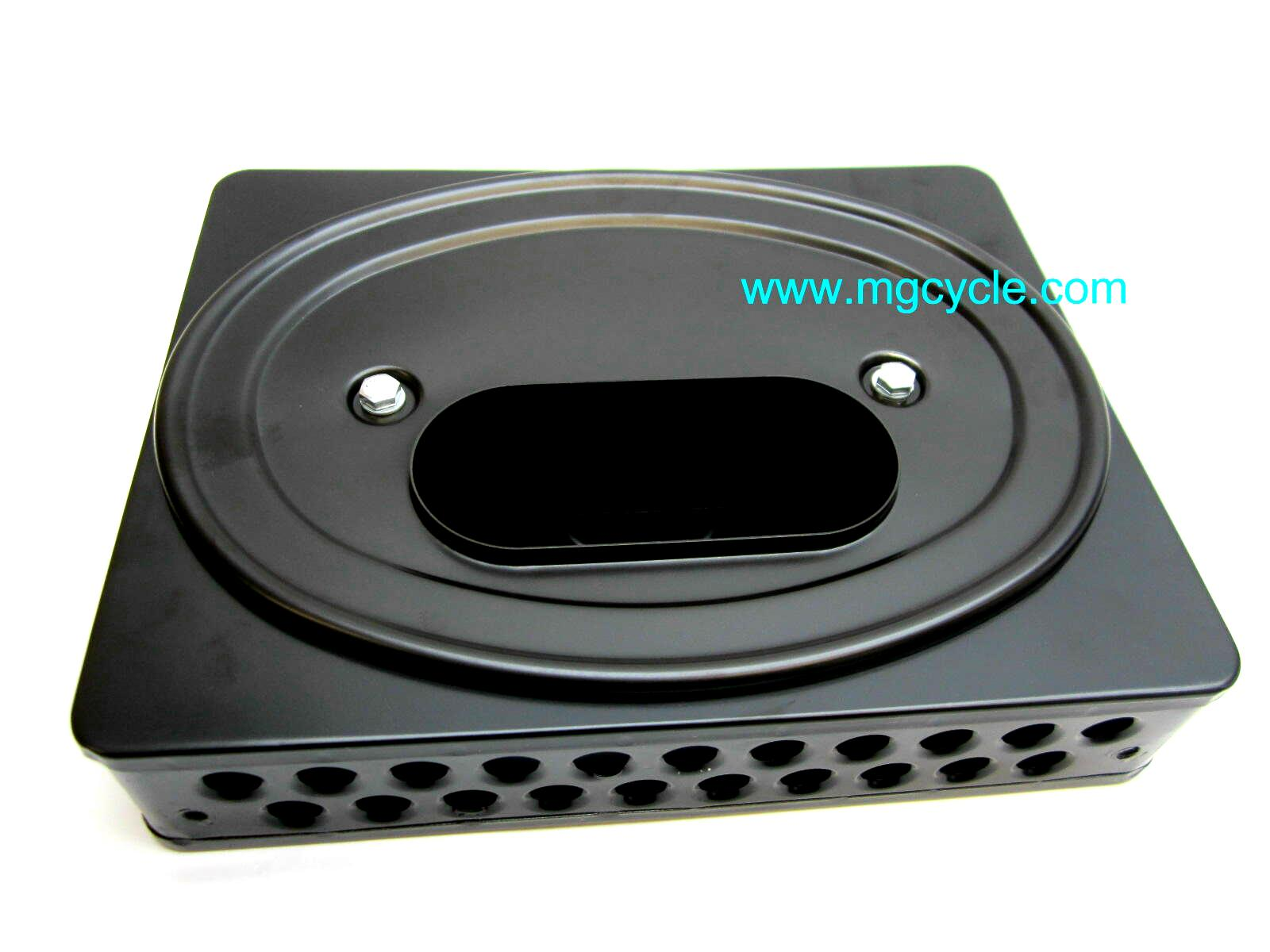 Air box assembly for original Eldorado, Ambassador, V700