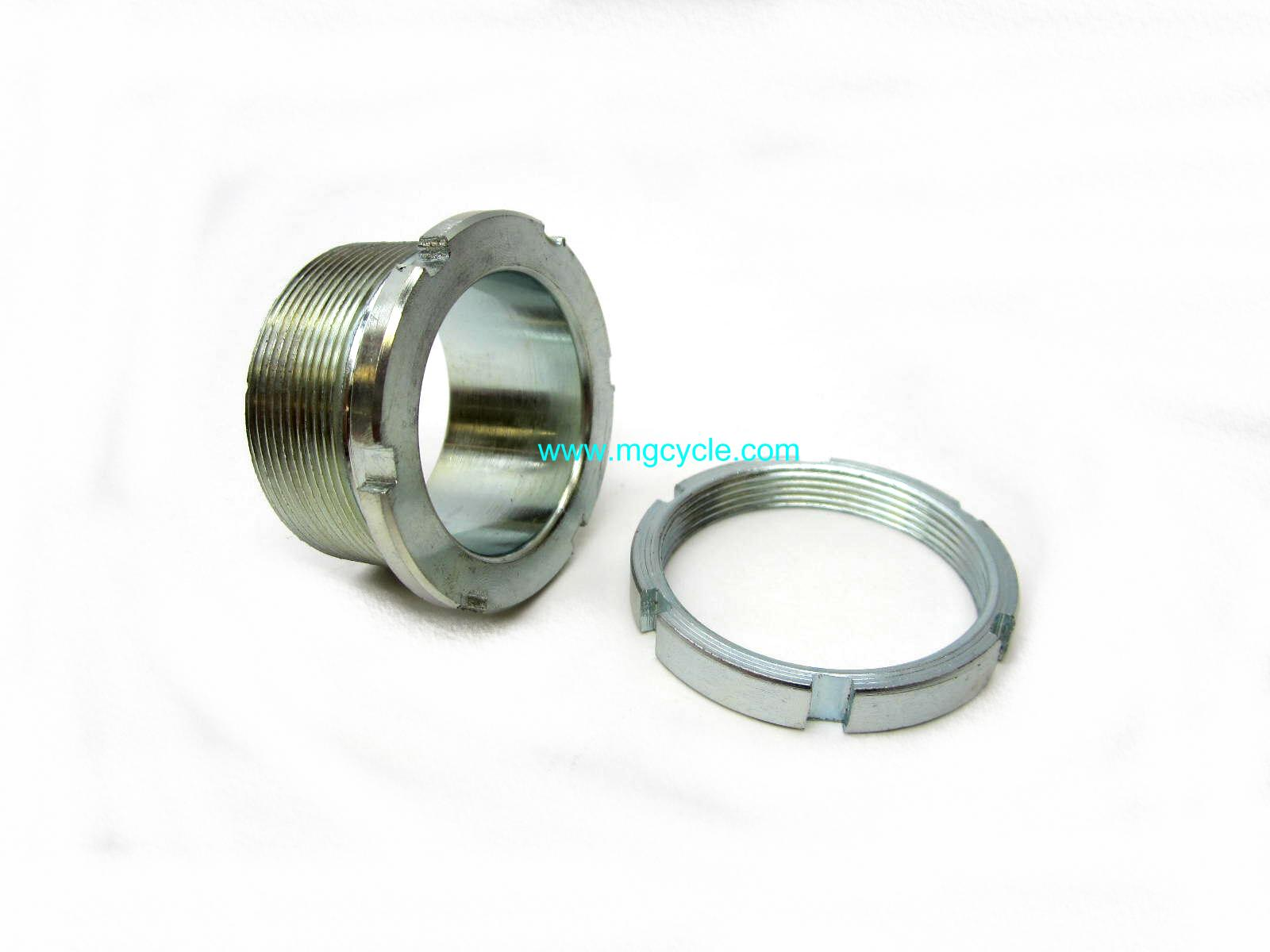 Eldorado Ambassador V700 V7 Sport exhaust nut with lock ring