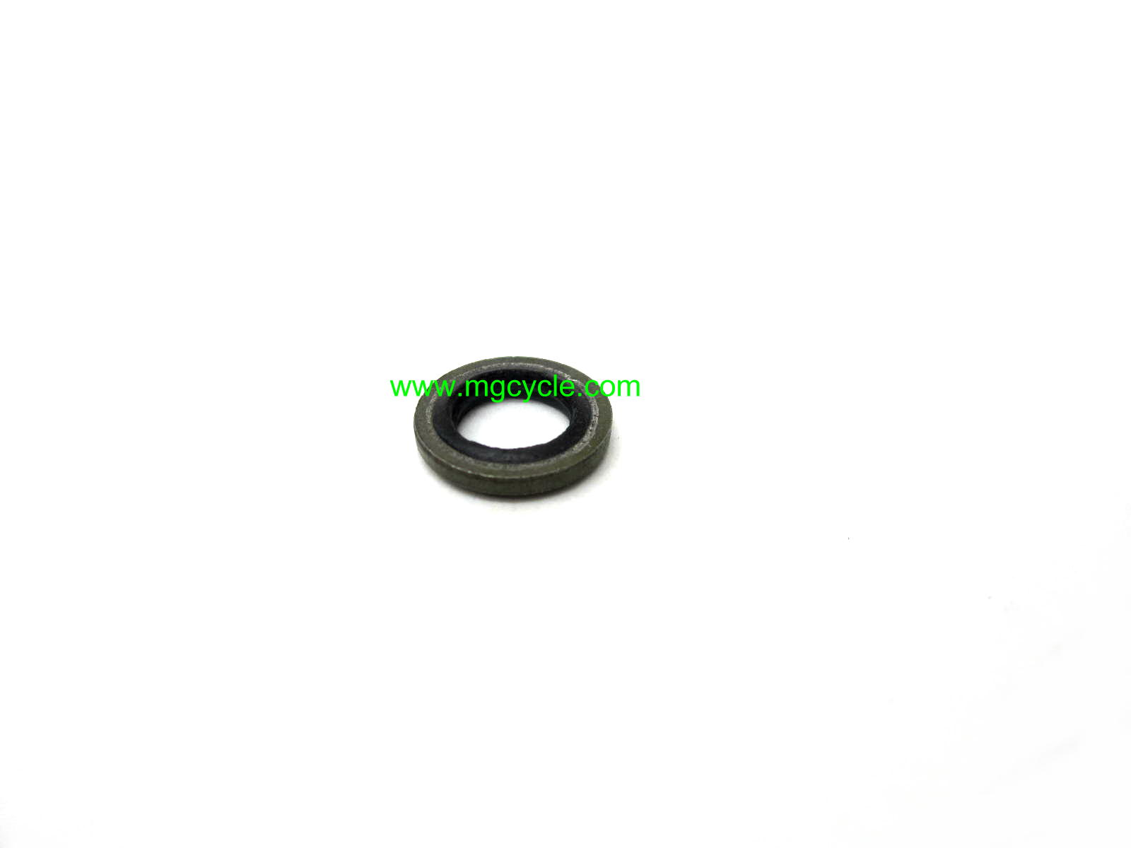 8mm seal washer with rubber center