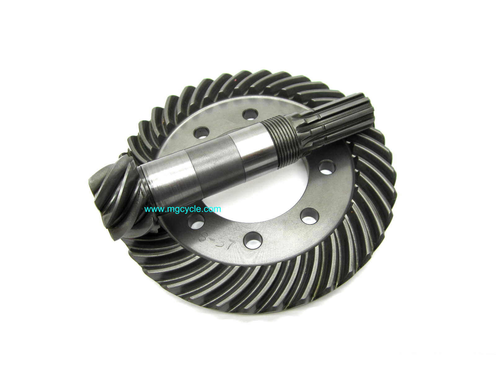 Ring and pinion gear set, 8-37, Eldorado, 850T, 850GT