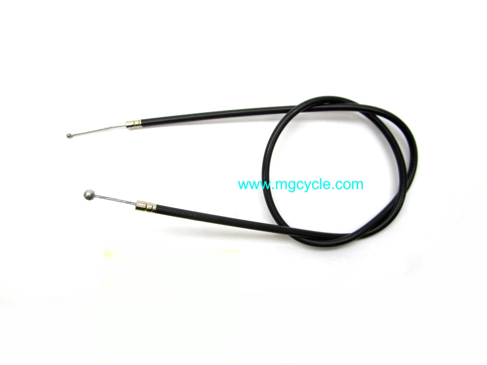 Throttle cable Eld-Amb-V700 civilian upper