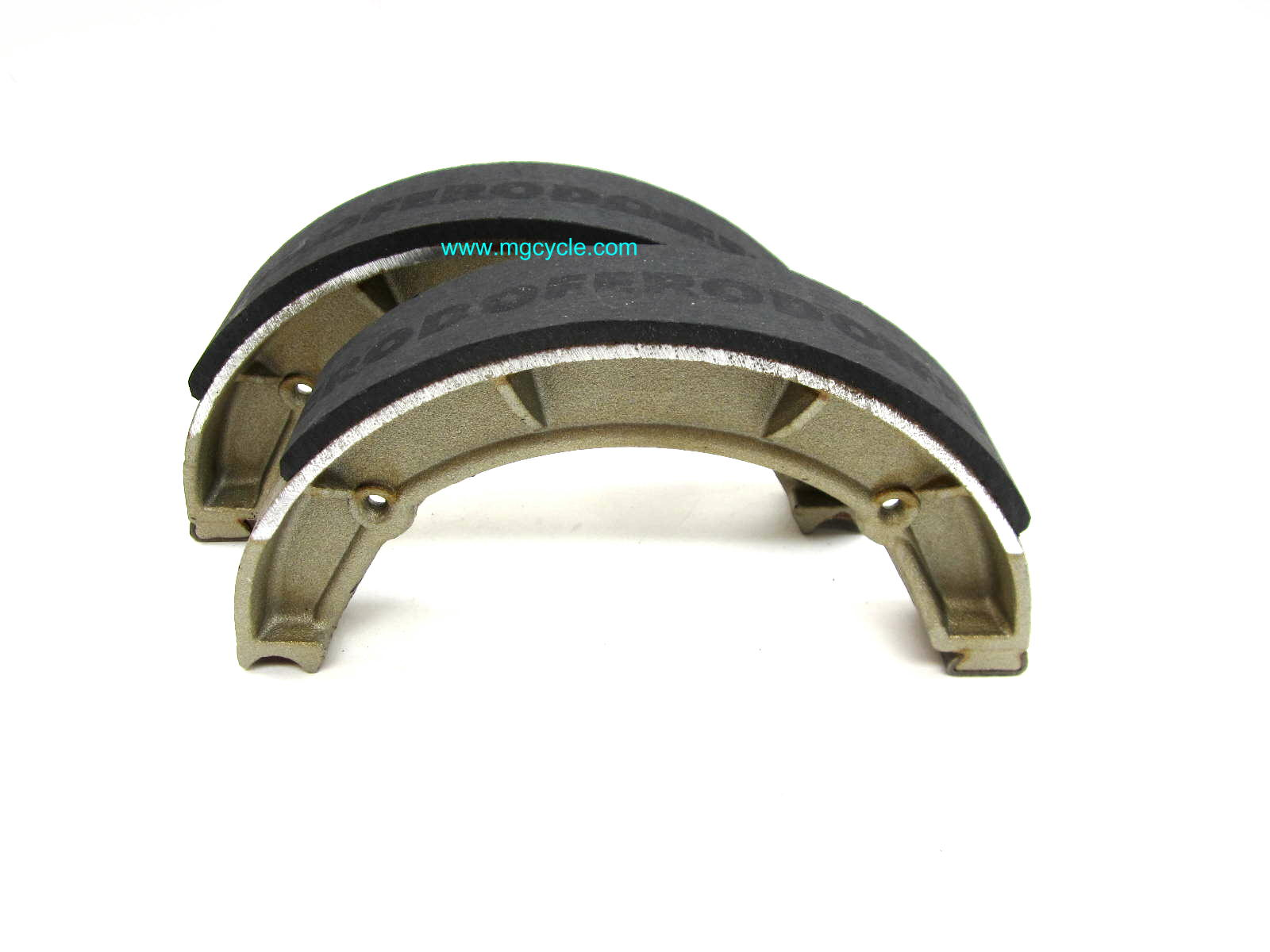 Ferodo rear brake shoes, Ambassador, Eldorado, V700