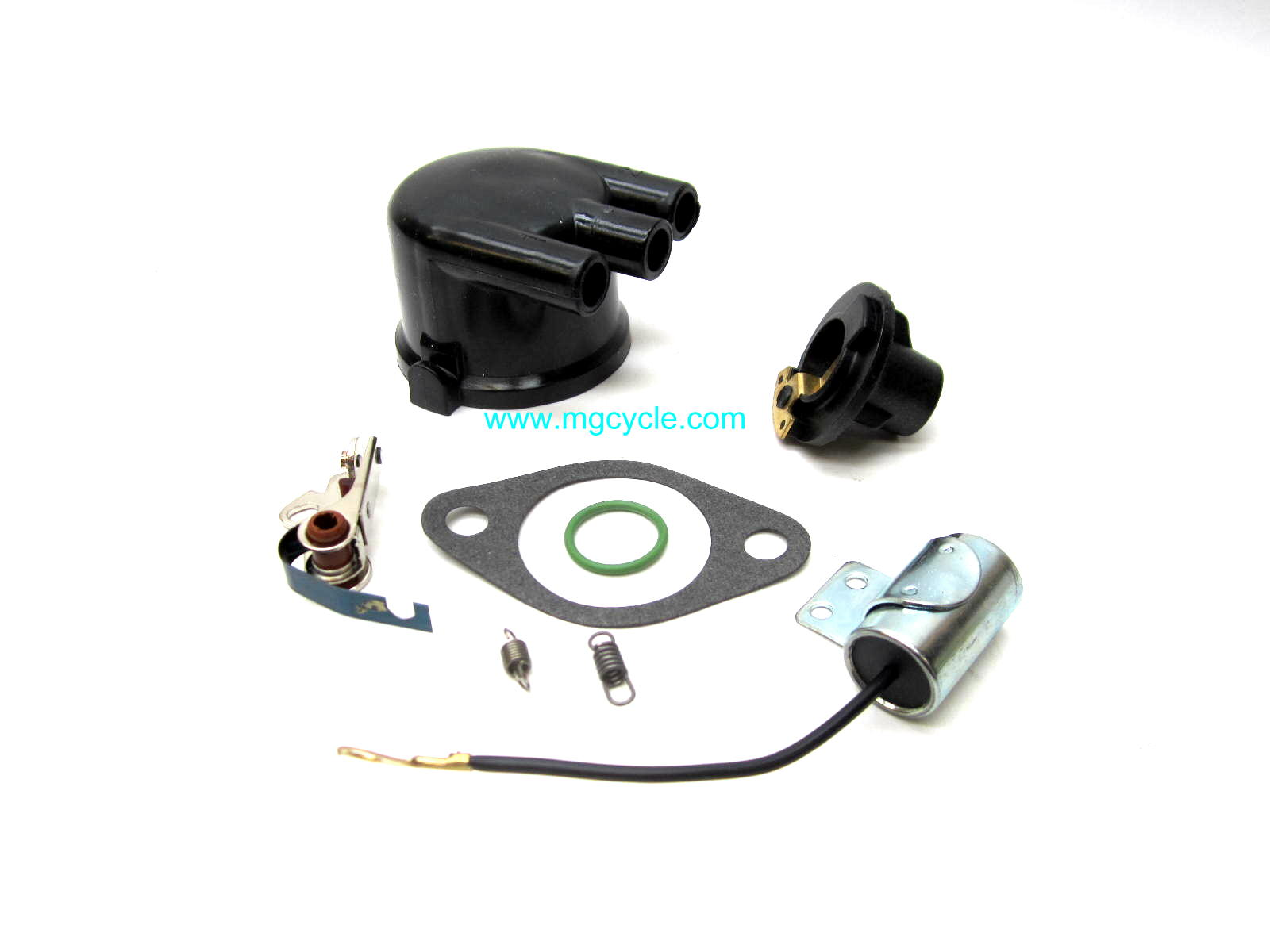 Single point distributor kit V700 Eldo Ambassador 850GT 750 Spec