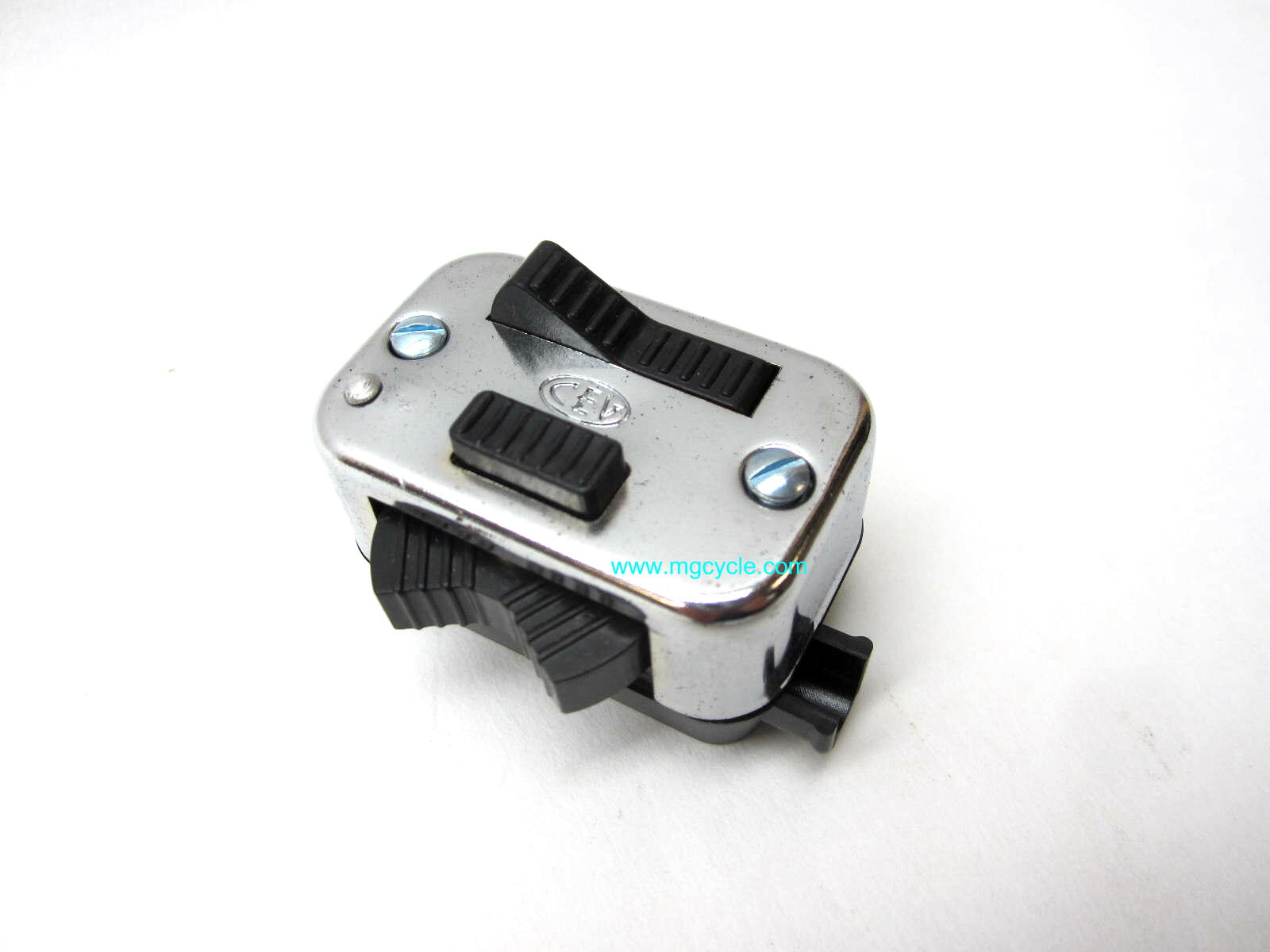 Headlight switch for V700 Ambassador Eldorado 850GT V7 Sport