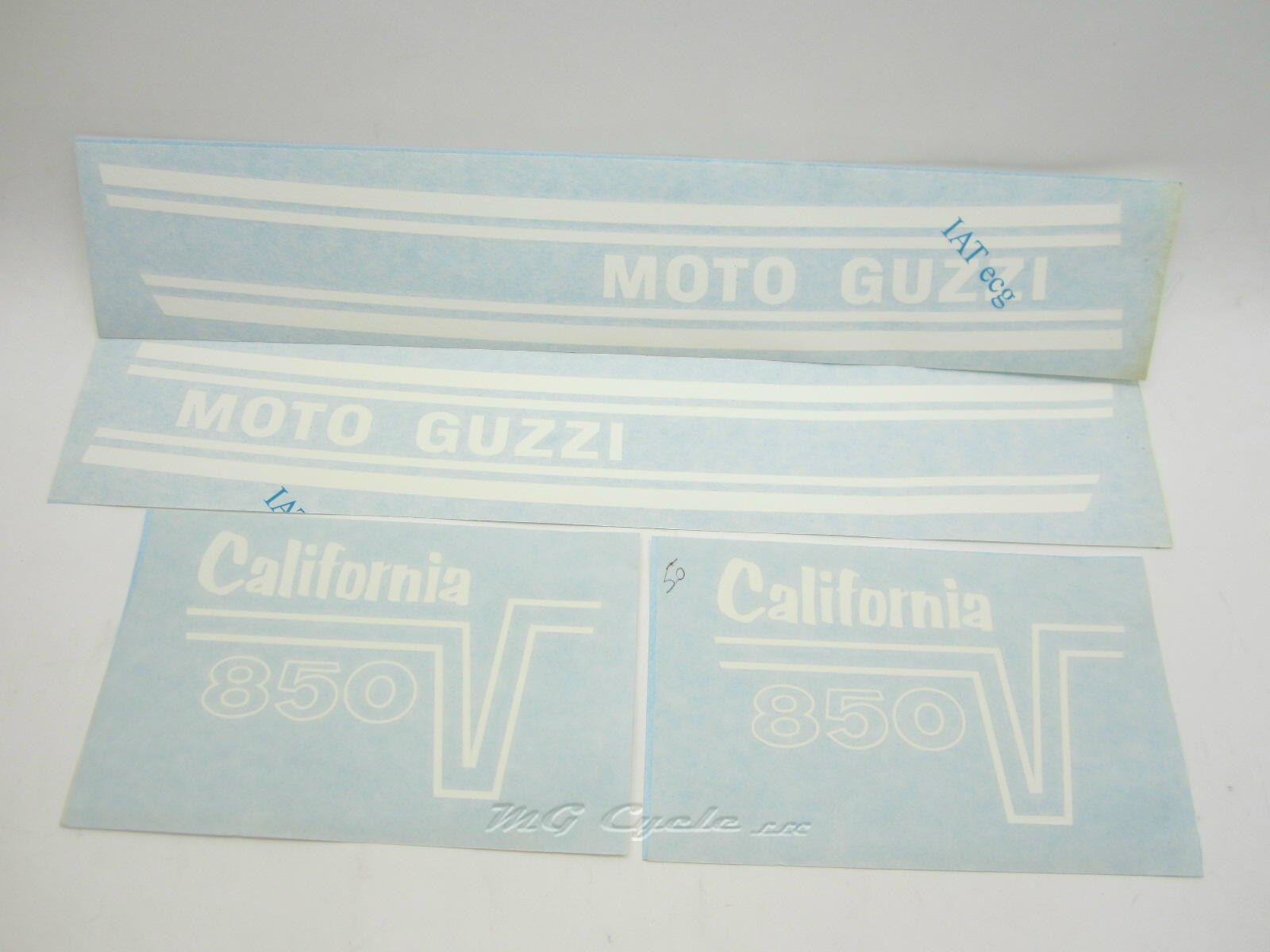 850GT California decal set, 4 pieces