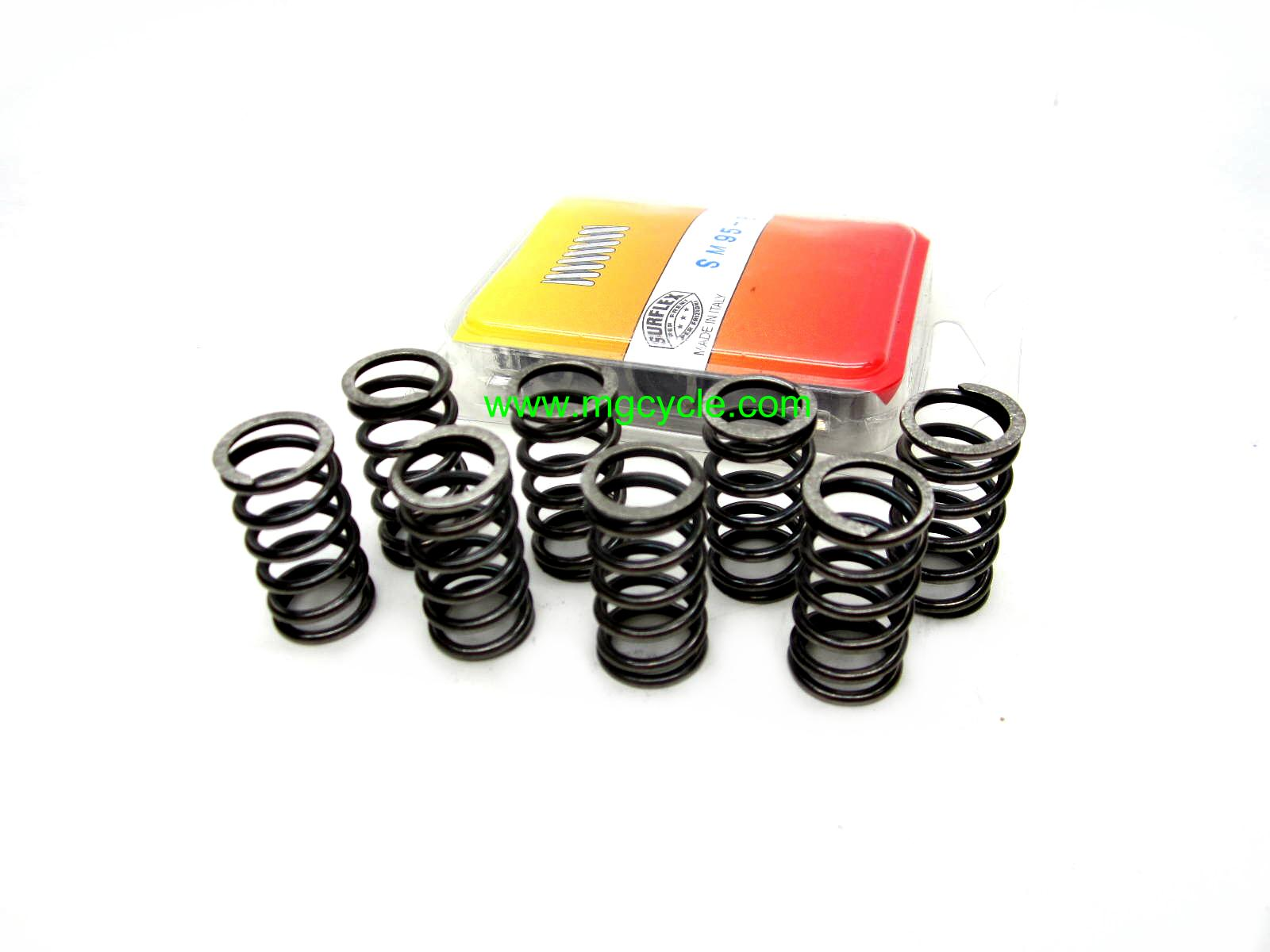 Surflex clutch spring set Guzzi dual plate big twins 1967-2010