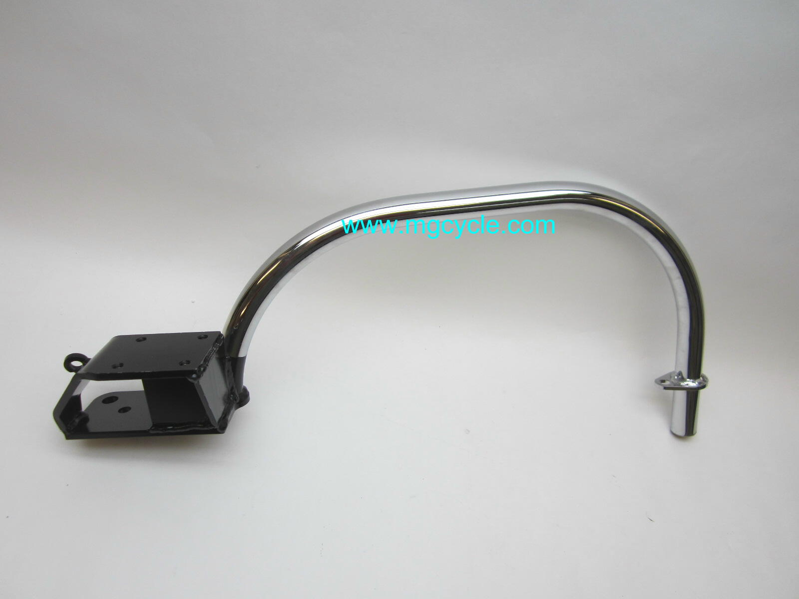 best quality crash bar, 850GT California, Eld Amb V700 Police