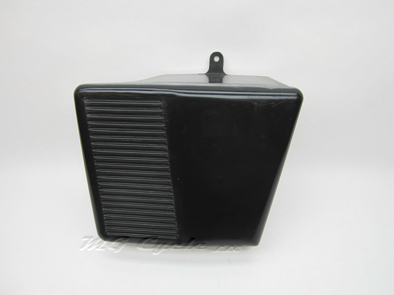 left side battery cover, Eldorado, late Ambassador, fiberglass