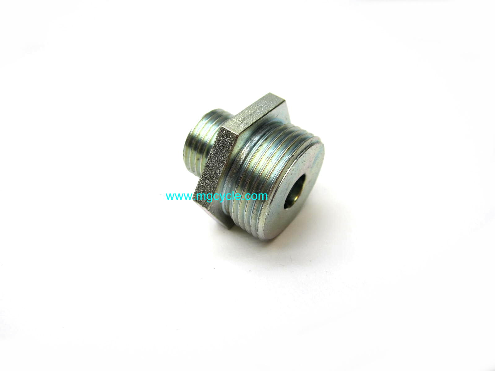 Oil filter threaded adapter 1975-1993 big twins GU14003800