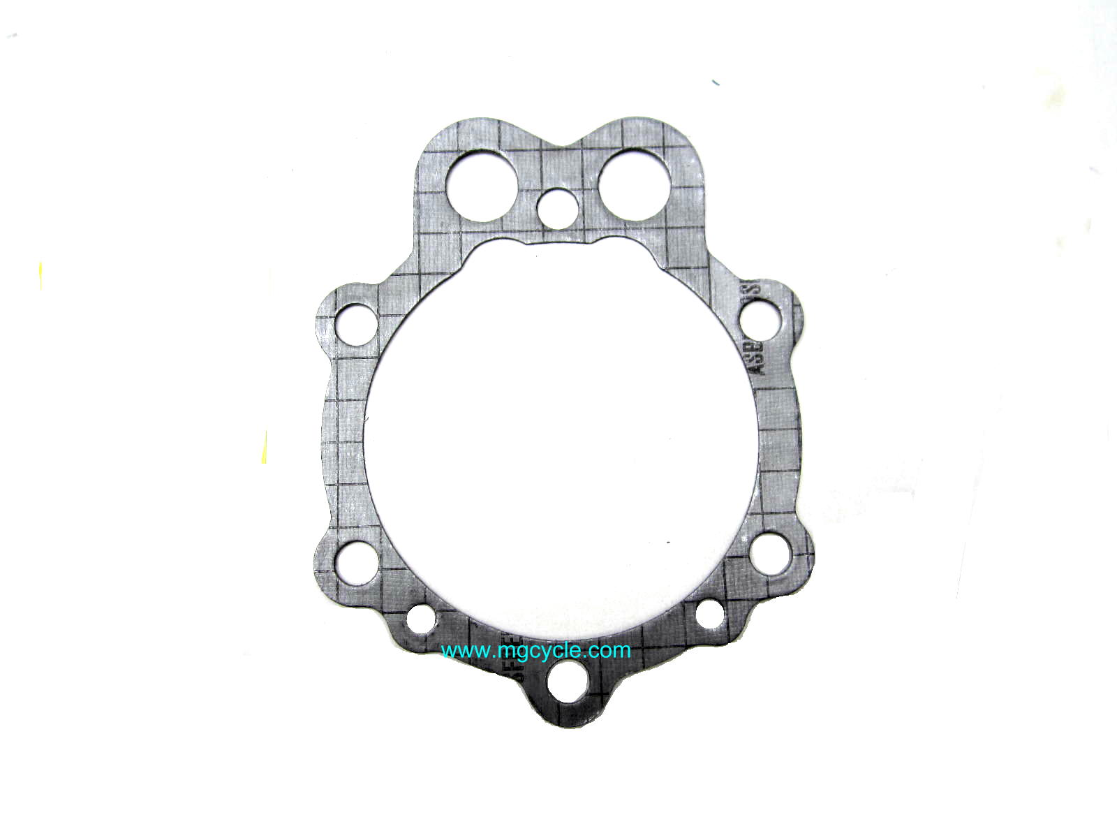 cylinder base gasket for square fins