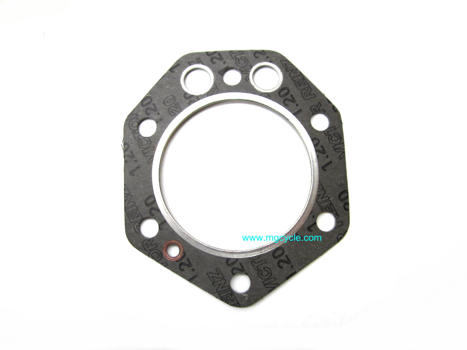 Head gasket for 850cc round fin T, T3, T4, 850 LeMans, LM II