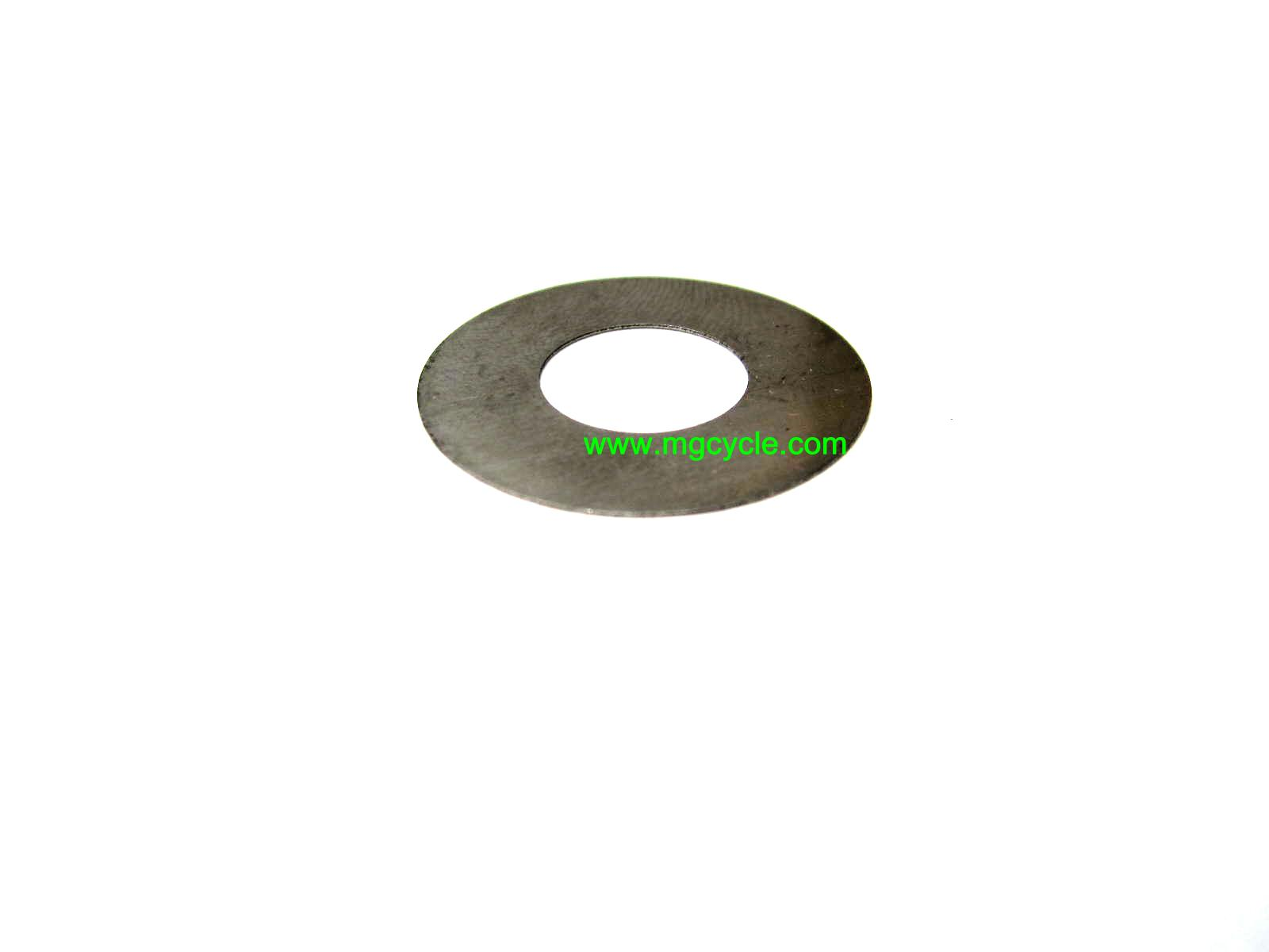 Valve spring shim, 0.3mm thick