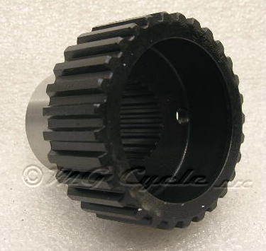 Clutch input gear hub, 2mm spline