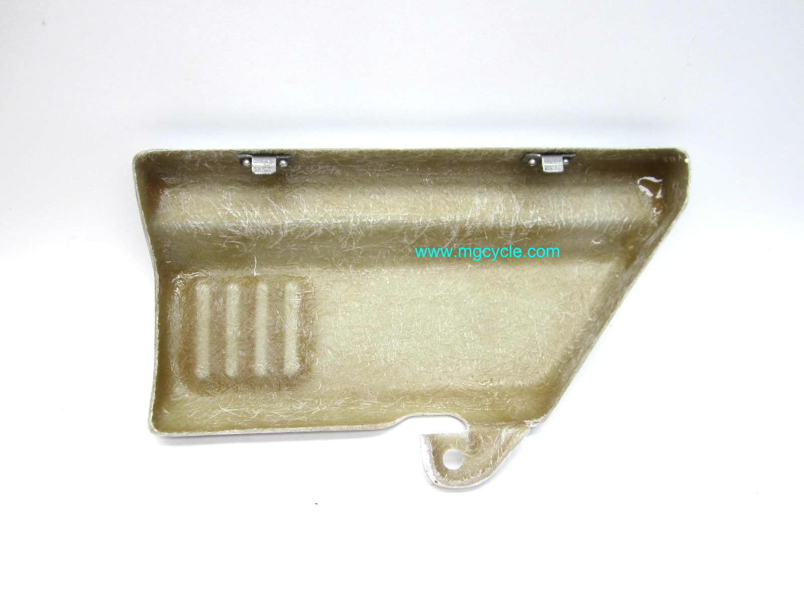 Side cover, LM1, LM2, CX100, 1000S right side, fiberglass