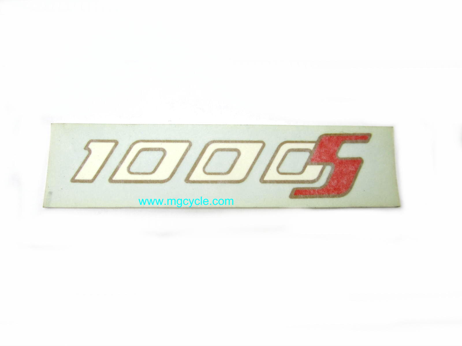 CLEARANCE: Side cover decal 1000S