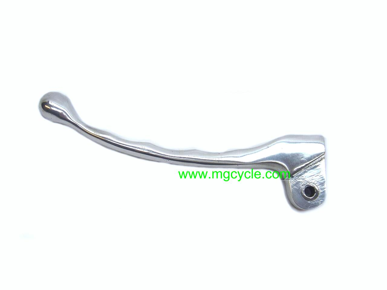 clutch lever for V7 Sport, 850GT and Eldorado with drum brakes
