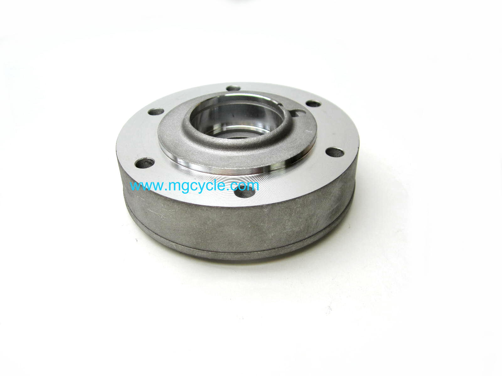 wheel flange, brake & bearing carrier: T3 G5 Convert