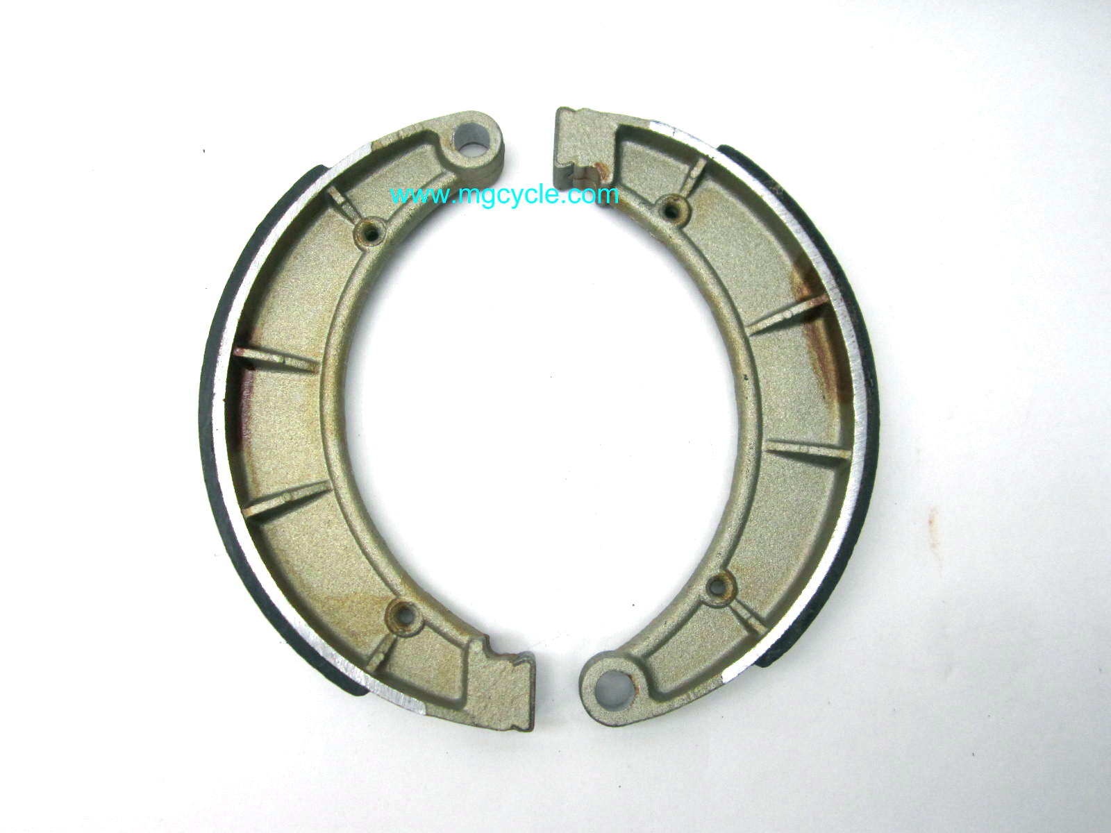 Brake shoe set, 4 shoe front V7 Sport 850GT Eldorado, rear 850T