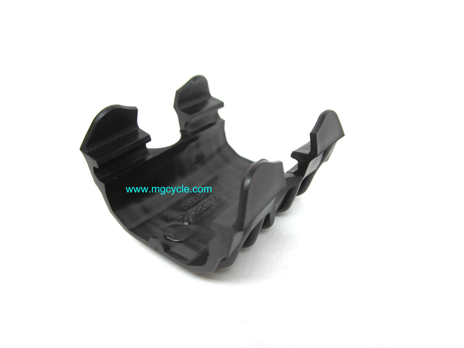 Brembo caliper cover for P2 F08 calipers with 2 nipples