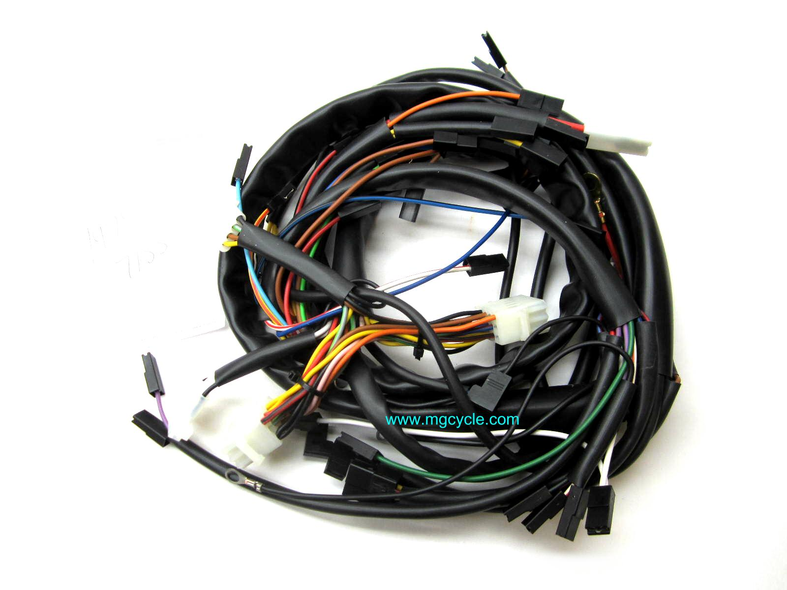 main wire harness CX LM3 1000SP Cal2 LM2 T3Cal