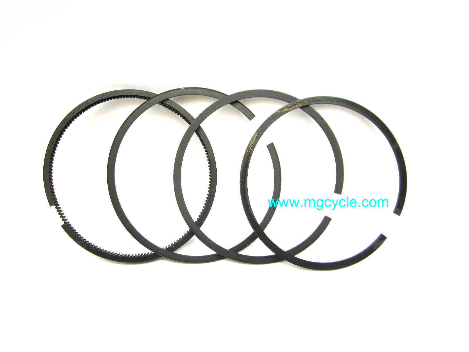 4 ring piston ring set, early 850T, T3