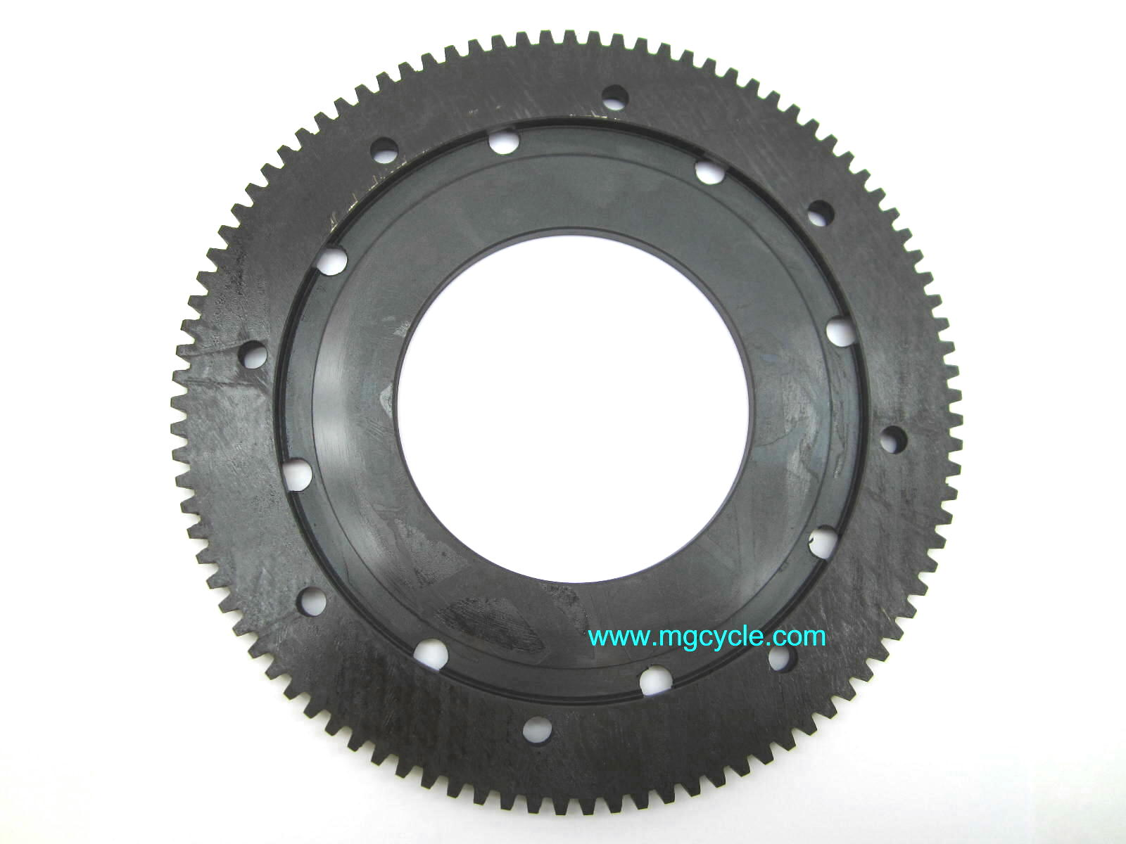 flywheel ring gear, starter ring gear, 4.865 pounds