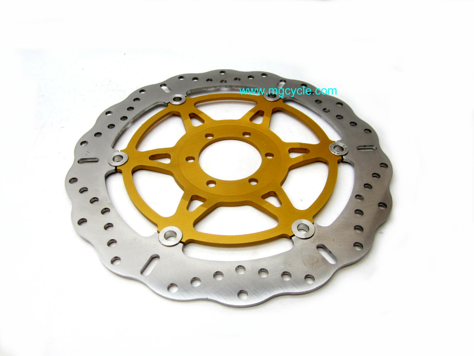 EBC ProLite Contour 320mm brake disk most models 1998-2015