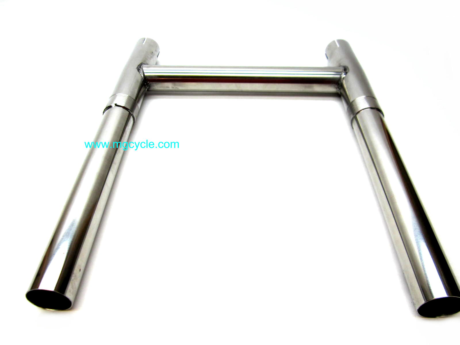 Stainless crossover T T3 G5 Convert